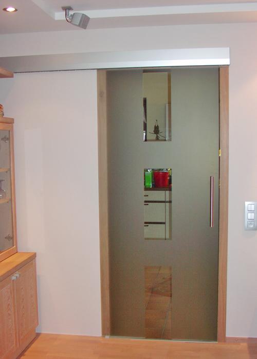 Schiebe-Zimmertür