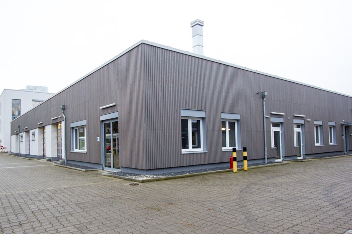 Fassaden - ZAWM Eupen