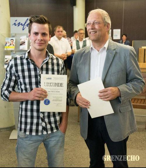 Marius - Diplom